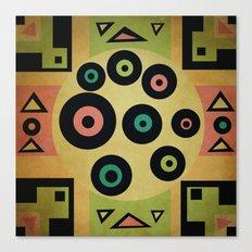 carpet pattern Canvas Print