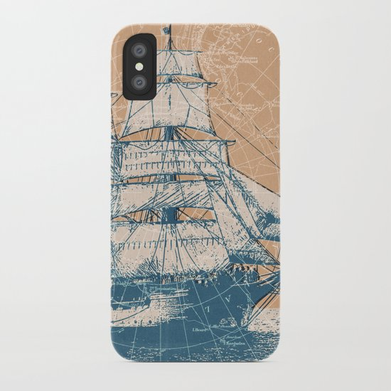 Age of Exploration iPhone Case