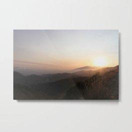 Summer Atmosphere 5 Metal Print