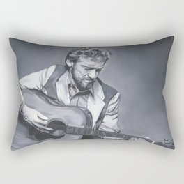 Keith Whitley Rectangular Pillow