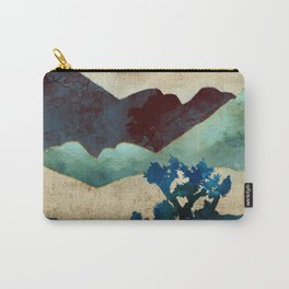 Evening Calm Carry-All Pouch