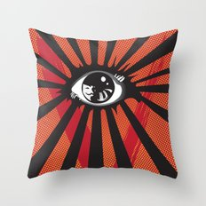 Vendetta Alternative movie poster Throw Pillow