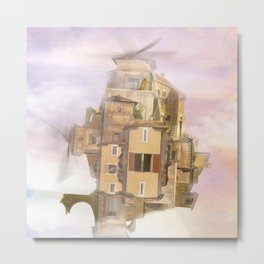 The Impossible House Metal Print