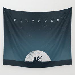 Discover Wall Tapestry