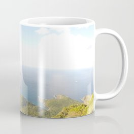 View from Mt.Lidgebird Coffee Mug
