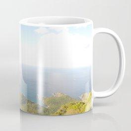 View from Mt.Lidgebird Coffee Mug