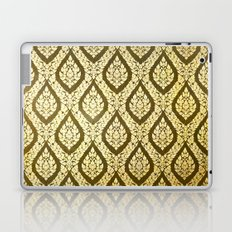 Thai art wall pattern  Laptop & iPad Skin