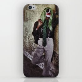 Joker Cosplay 5 iPhone Skin