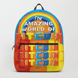 The Amazing World of Bitcoin Backpack