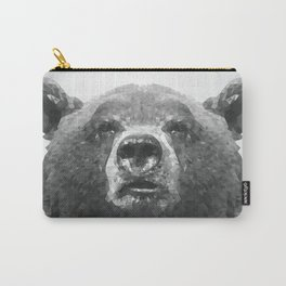 Grizzle Bear Carry-All Pouch