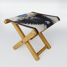 Between the Worlds Folding Stool