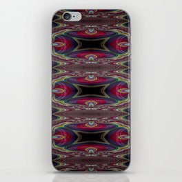 Uppermost Consumerism Pattern 4 iPhone Skin