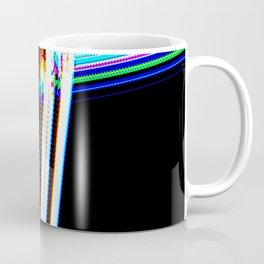 rainbow crack Coffee Mug