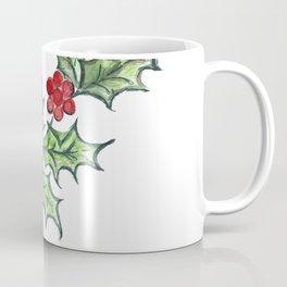 Holly Sprig I Coffee Mug