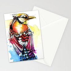 Crazy Jay Stationery Cards