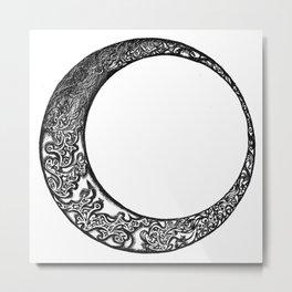 BothSides Metal Print