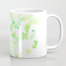 180527 Abstract Watercolour 2 | Watercolor Brush Strokes Coffee Mug