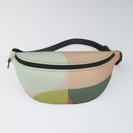 Abstract Geometric 2 #fallwinter #colortrend #decor Fanny Pack
