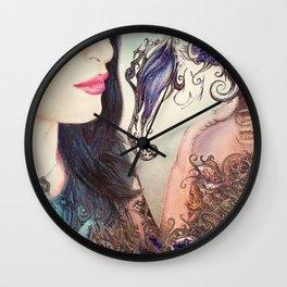 Anni Wall Clock