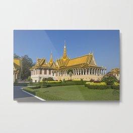 Royal Palace Metal Print