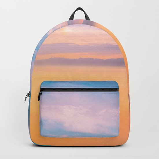 Romantic sky Backpack
