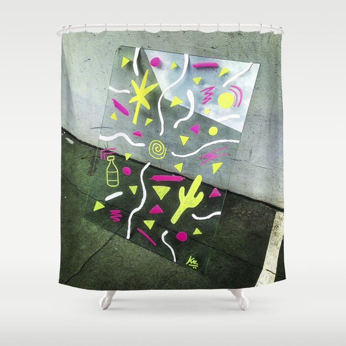 New Clarity Shower Curtain