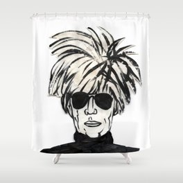 Cool Andy Shower Curtain