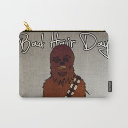 bad hair day no:3 / Chewbacca  Carry-All Pouch