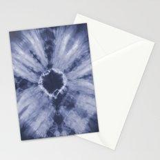 Tie Dye Navy Stationery Cards
