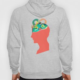 I can´t read your mind Hoody