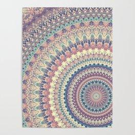 Mandala 502 Poster