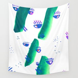Pickle Ppl Wall Tapestry
