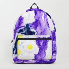 the lonely tree Backpack
