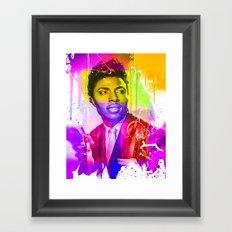 Little Richard Framed Art Print