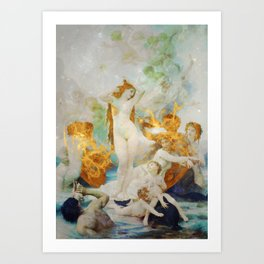 Birth of Venus Kunstdrucke
