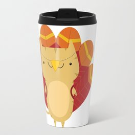Gobble Gobble Spanky - November Travel Mug