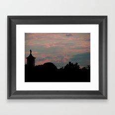 Sky (2) Framed Art Print