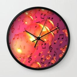 D.I.S.C.O. Wall Clock