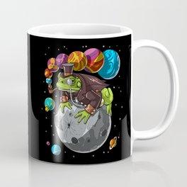 Psychedelic Bufo Alvarius Toad Coffee Mug