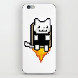 JetPack Kitty Attack iPhone Skin