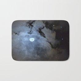 Blue Moon Bath Mat