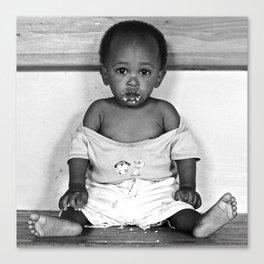 Orphan Boy Canvas Print