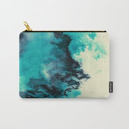 Painted Clouds V Carry-All Pouch