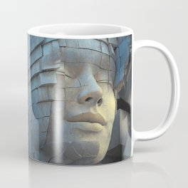 Dissolution of Ego Coffee Mug