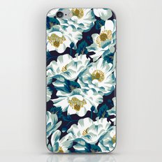 Mount Cook Lily (Night) iPhone Skin