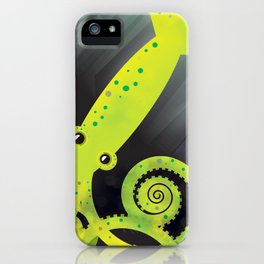 Squid iPhone Case