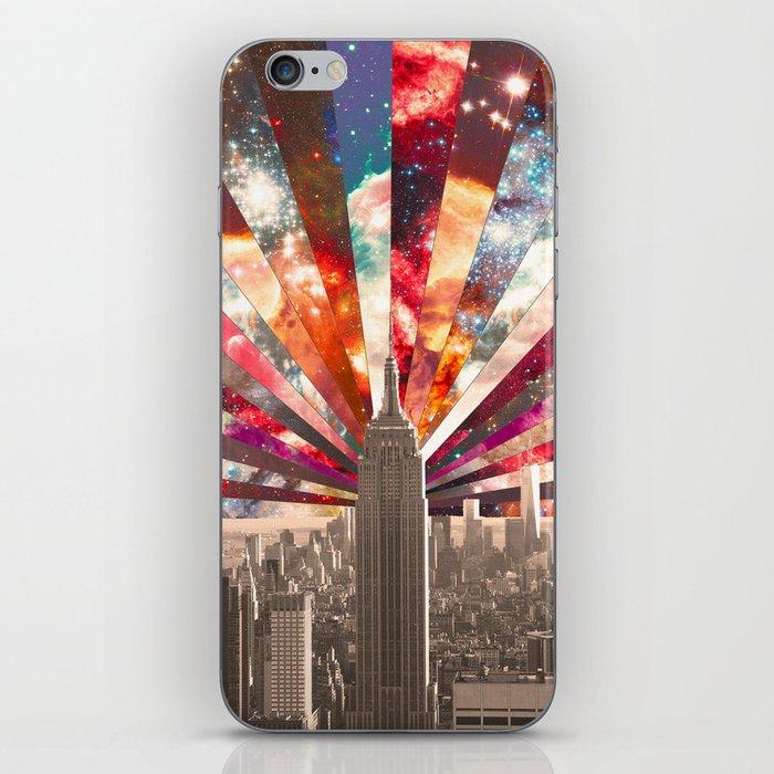 Superstar New York iPhone Skin