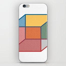 Just A Box iPhone Skin