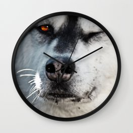 The Wink Wall Clock