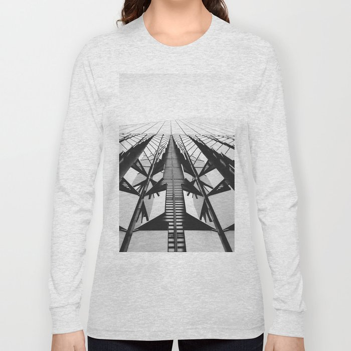 To the Limit - World Trade Center - NYC Long Sleeve T-shirt